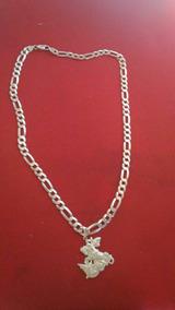 Colar De Prata,925,tamanho 60 Cm