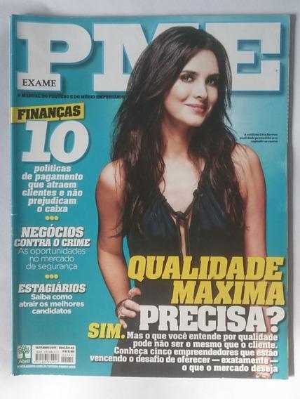Revista Pme 42 - Outubro 2011