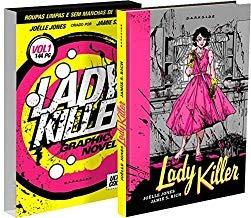 Lady Killer Graphic Novel - Vol 1 Joelle Jones E Jam
