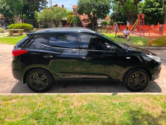 Hyundai Tucson 2.0 Gl 6at 2wd Vidrios Blindados Service Of