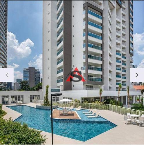 Apartamento Com 2 Dormitórios À Venda, 60 M² Por R$ 1.240.291,00 - Pinheiros - São Paulo/sp - Ap43223