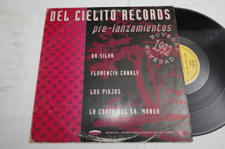 Vinilo Del Cielito Records 1992 Los Piojos Tan Solo Pega