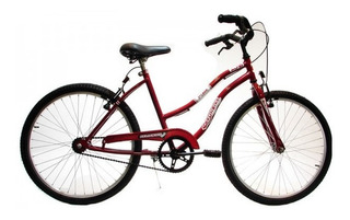 Bicicleta Playera Dama Rod 24 Kelinbike C/freno- Racer Bikes