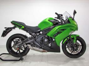Kawasaki - Ninja 650r - 2013 Verde