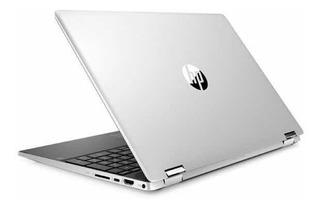 Notebook Hp X360 Táctil Core I3 - 500gb+webcam Logitech C920