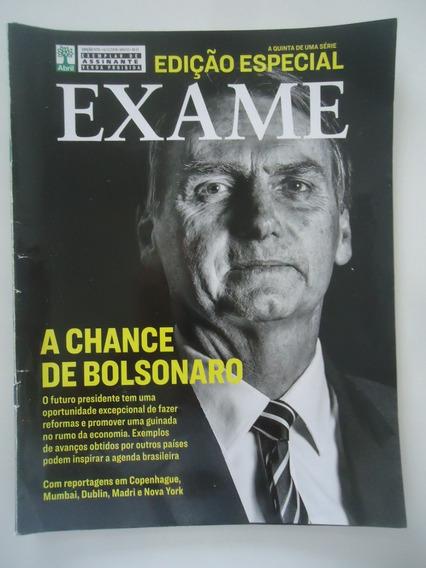Exame #1173 Nov-2018 Especial A Chance De Bolsonaro