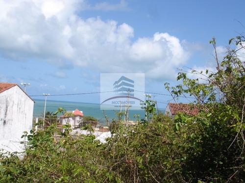 Imagem 1 de 7 de Terreno Na Praia De Cotovelo Com Vista Para O Mar