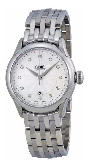Reloj Oris Artelier Acero Inoxidable Mujer 56176044041mb
