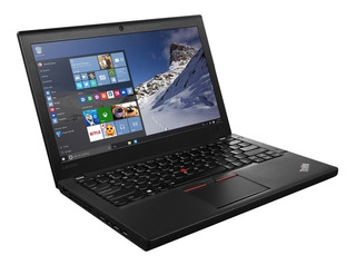 Notebook Lenovo Thinkpad X270 I7/16gb/256gb