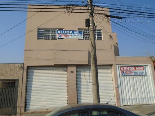 Salao Comercial - Vila Rezende - Ref: 14265 - L-14265