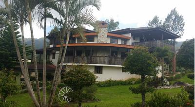 Villa Con Espectacular Vista En Manabao, Epkasa (rmv-133)