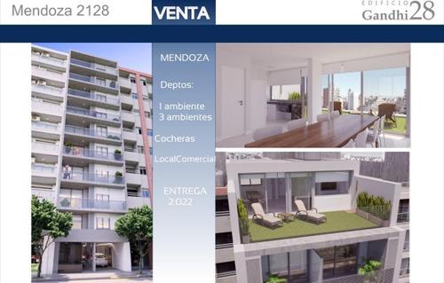 Departamento En Construcción Mendoza 2128 Promocion