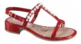 Sandália Infantil Pink Cats W9514 0006 | Katy Calçados