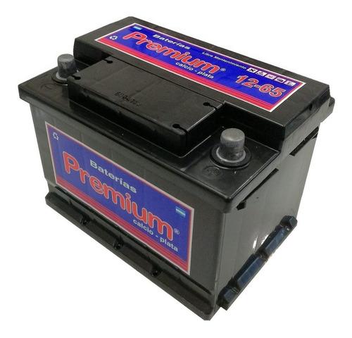 Imagen 1 de 9 de Bateria Premium 12x65 B65 Auto Blindada Libre Mantenimiento