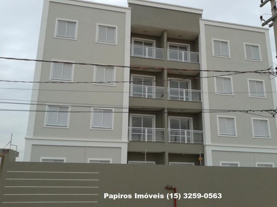 Apartamento Para Venda Em Tatuí, Nova Tatui, 2 Dormitórios, 1 Banheiro, 1 Vaga - 0020_1-565863