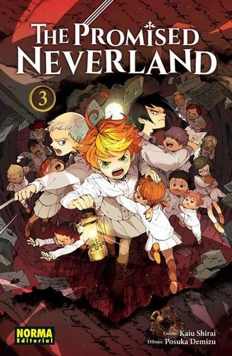 Manga The Promised Neverland Tomo 03 - Norma Editorial