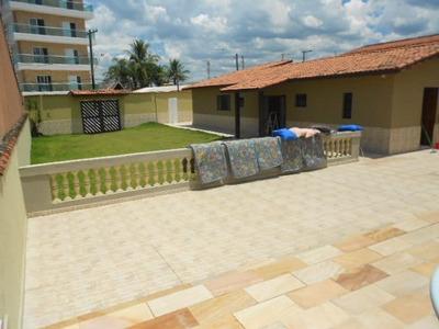 Linda Casa Lado Praia Com 3 Dormitórios