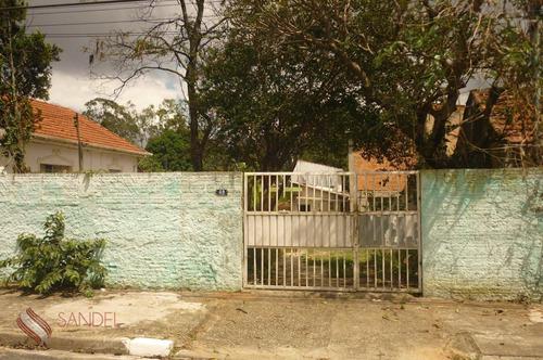 Terreno Residencial À Venda, Jardim Da Pedreira, São Paulo - Te0006. - Te0006
