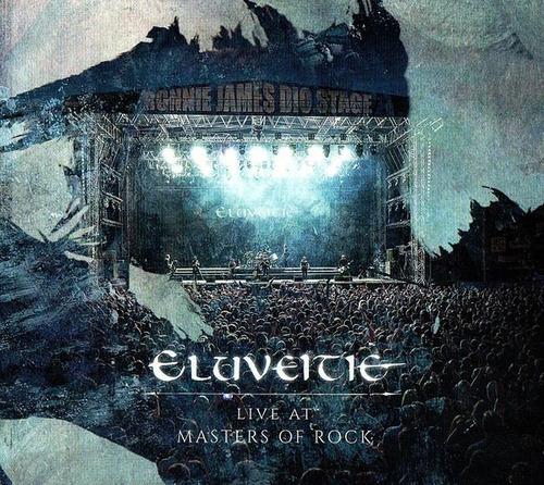 Imagen 1 de 2 de Eluveitie Live At Masters Of Rock (folk/death Melodic Metal)