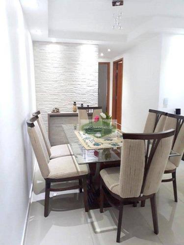 Apartamento À Venda, 60 M² Por R$ 265.000,00 - Pedreira - São Paulo/sp - Ap4288