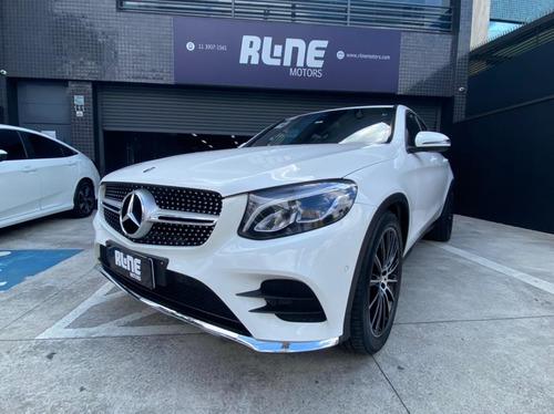Mercedes Benz Glc250 Coupe 2018 Blindada Nivel 3a