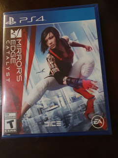 Mirrors Edge Catalist Ps4 Nuevo Sellado