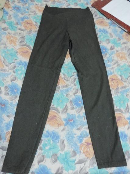 Pantalon Gris Para Niña Adolescente Dama