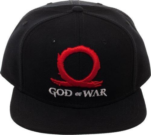 Gorra God Of War Original Snapback God Of War Licenciada