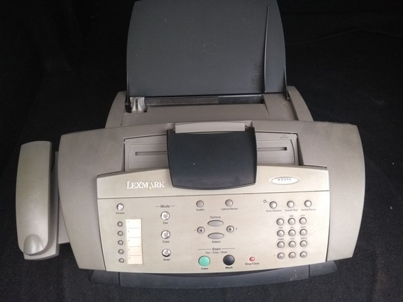 Multifuncional Fax Lexmark X4270