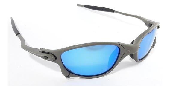 Óculos Oakley Double Xx Metal 24k Penny Squared Mars Romeo2