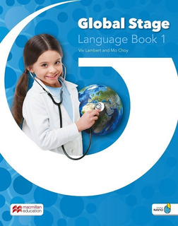 Global Stage 1 - Language Book + Literacy Book - Macmillan