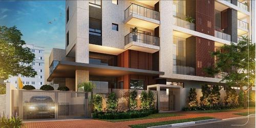 Imagem 1 de 16 de Apartamento Residencial Para Venda, Bigorrilho, Curitiba - Ap6153. - Ap6153-inc