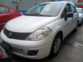 Nissan Tiida 1.8 Comfort Mt 2011