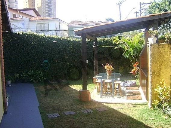 Casa Para Venda, 4 Dormitórios, Vila Polopoli - São Paulo - 15671