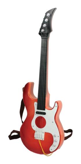 Guitarra Infantil Juguete Música Guitarra Guitarra Rock 49