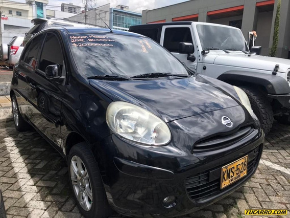 Nissan March 1600 Cc