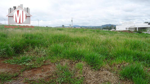Terreno Rural À Venda Em Condomínio Fechado, 600 M² Em Bragança Paulista/sp. - Te0093