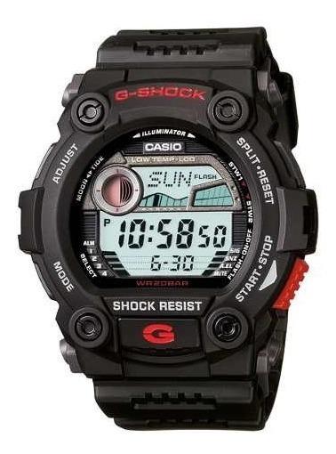 Reloj G-shock Hombre Negro G-7900-1dr
