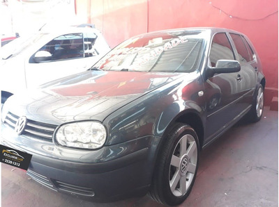 Volkswagen Golf 2.0 Mi 8v Gasolina 4p Manual