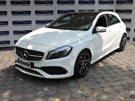 Mercedes-benz A250 Sport At Sunroof 2017