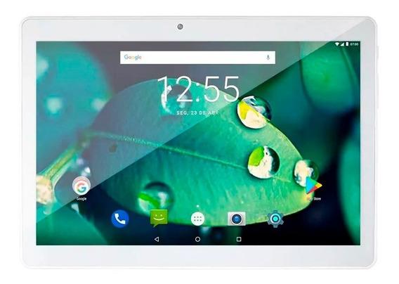 Tablet M10 4g Rose Quadcore Android 2câm 2gb Ram Mem 16gb