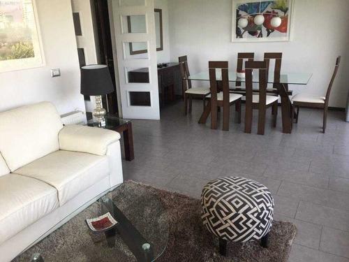 Imagen 1 de 8 de Elegante Y Moderno Departamento Parque Arauco