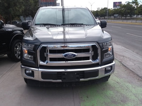 Ford Lobo 5.0l Cabina Regular Xlt V8 4x2 At 2017