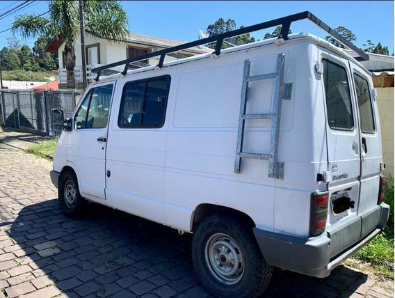 Space Van - 1998 - Ótima Para Food Truck