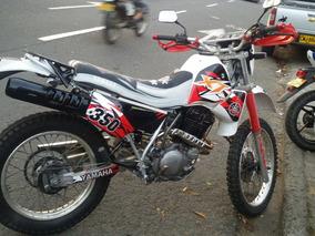 Moto Yamah Xt.350, Enllantada Se Entrega Con Paeles Al Dias.