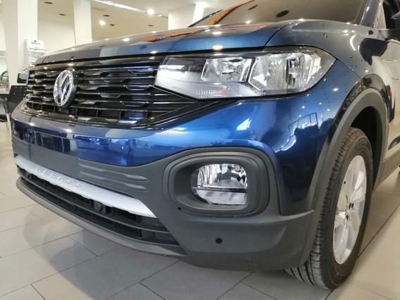 Volkswagen T-cross Trendline 2020 Nuevo