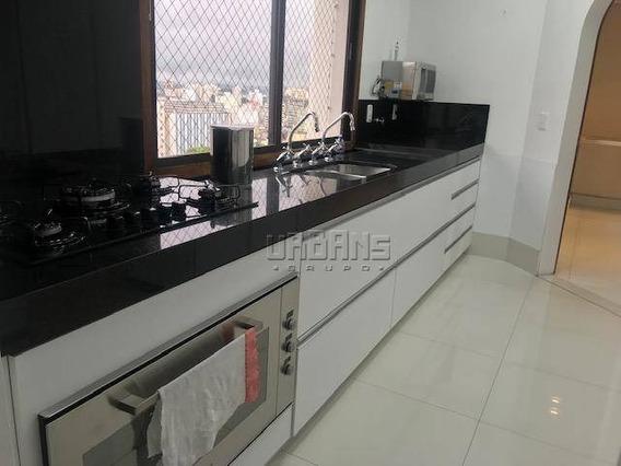 Apartamento Com 4 Dormitórios À Venda, 350 M² Por R$ 1.300.000 - Centro - Santo André/sp - Ap0070