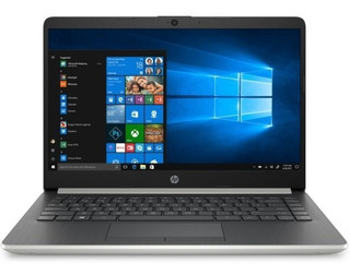 Laptop Hp Touch Pavilion 14-cd1017la Core I3 8gen 4gb 500gb