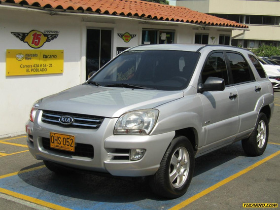 Kia New Sportage Lx At 2000 4x4