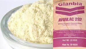 2kg Whey Protein Glanbia Avonlac 282 (2 Embalagens De 1kg)